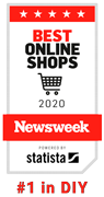 "Northline Express was recently ranked #1 Online Shop for 2020 in the category ""DIY, Tools & Supplies"" by Newsweek."